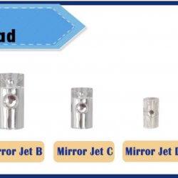 Mirror Jet Heads